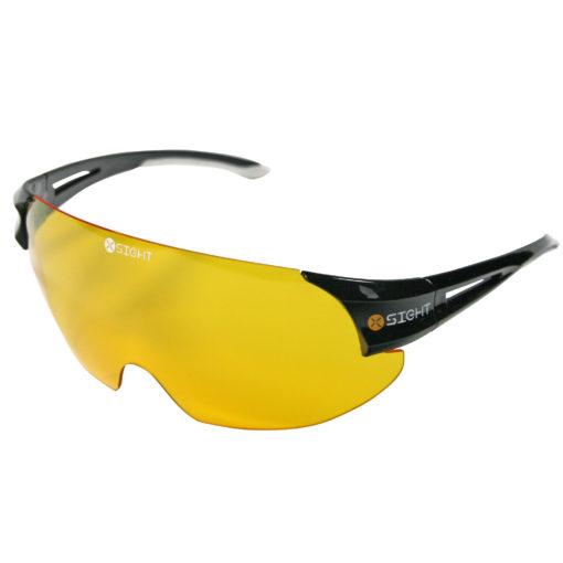 X Sight Archery Shooting Glasses - yellow Lens