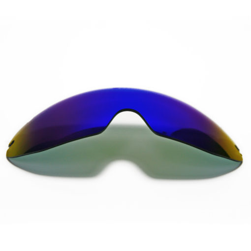 X Sight Archery Shooting Glasses - Revo Coated Blue Lens