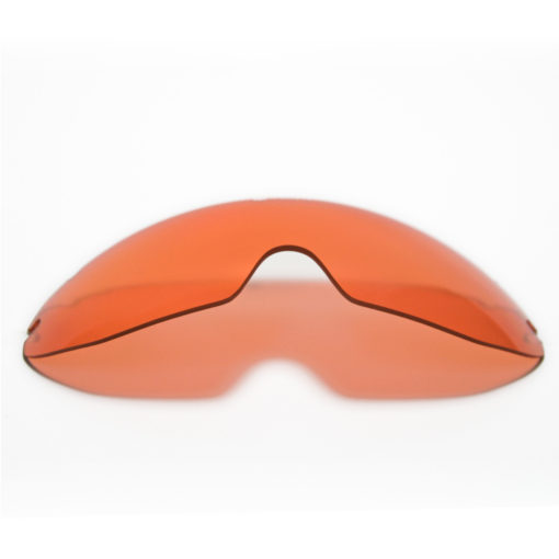 X Sight Archery Shooting Glasses - orange Lens
