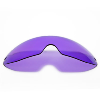 X Sight Archery Shooting Glasses - purple Lens