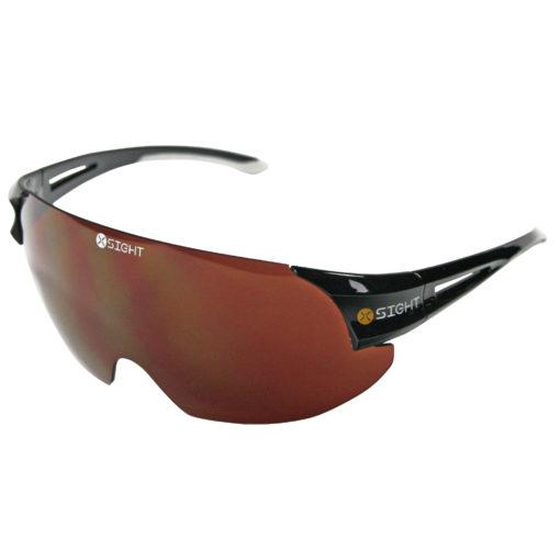 X Sight Archery Shooting Glasses - Brown Lens