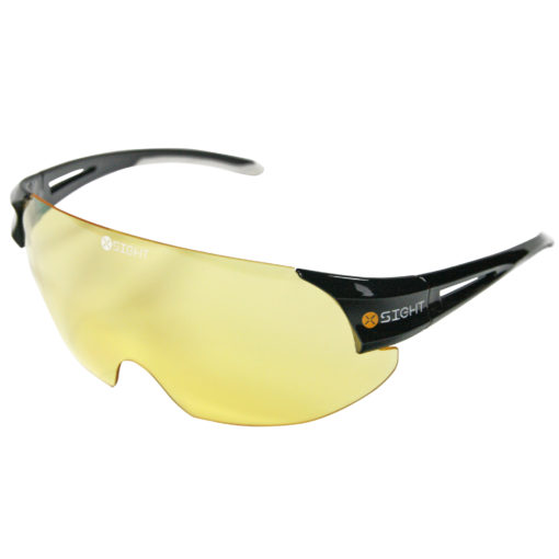 X Sight Archery Shooting Glasses - Light yellow Lens