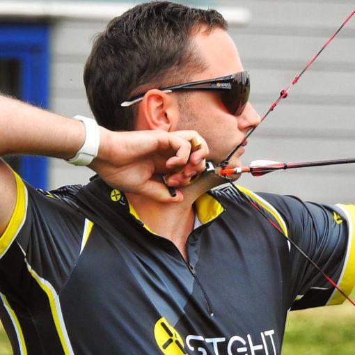 X Sight shooter shirt jersey t-shirt - compound archery pro staff
