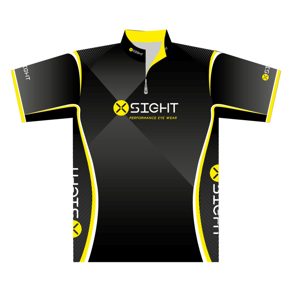 X Sight Pro Performance Archery Glasses - Shooter Shirt 0a337e073