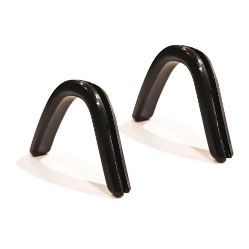 pack of two nose pads for x sight archery glasses
