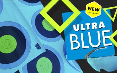 Introducing the new 'ULTRA Blue' lens